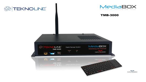 MediaBOX TMB-3000
