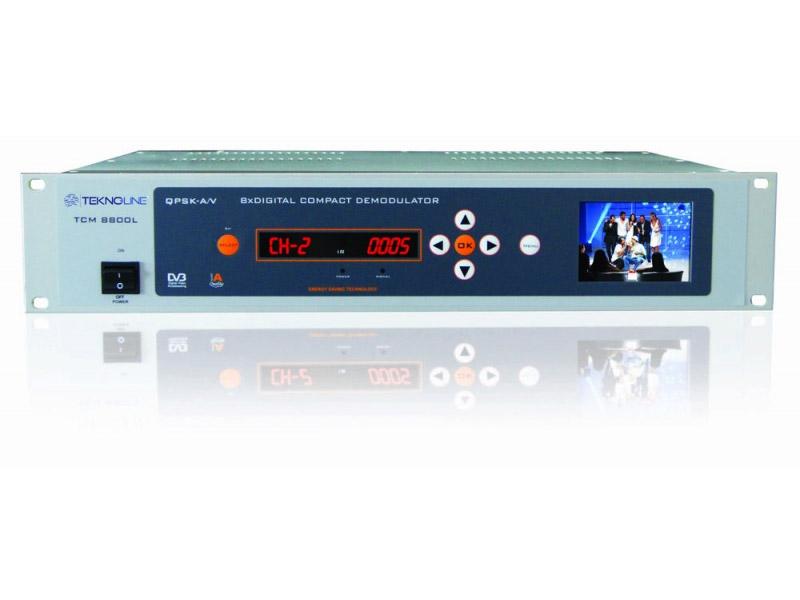 [ TCM 8800 L] TCM 8800 L Demodülatör