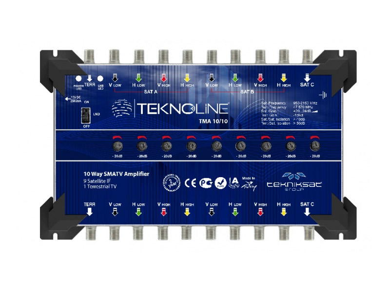 [TMA 10/10] MULTISWITCH AMPLIFIER
