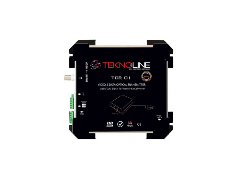 [TOR 01] TOR 01 Fiber Media Konvertör