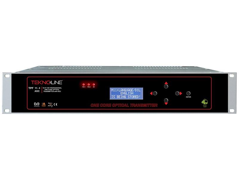 [TPF 11-4] Fiber Optik Transmitter (4 IF + 1 RF)