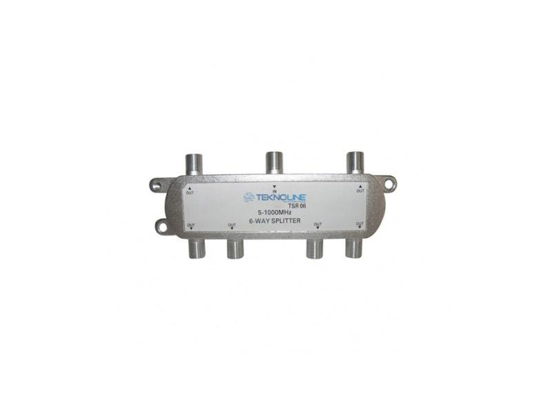 [TSF-06] 6 Way RF Splitter
