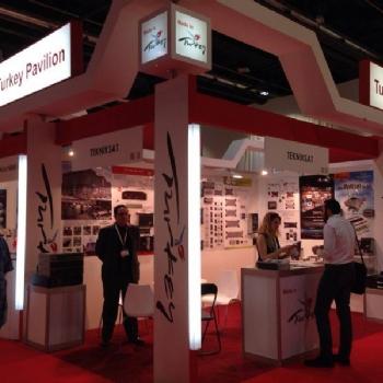Dubai CABSAT 2014