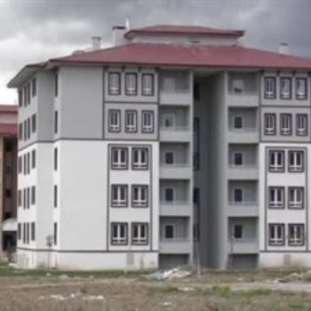 Erzincan Ulalar 44 Blok Toplu konut projesi - TOKİ