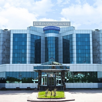 Eser Diamond Hotel - İSTANBUL
