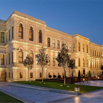 Four Seasons Hotel Bosphours - İSTANBUL