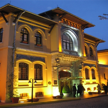 Four Seasons Hotel Sultanahmet - İSTANBUL