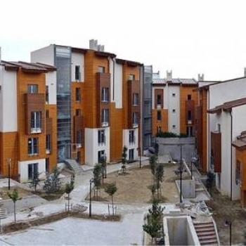 Sulukule Toki Evleri Projesi - Tekniksat Group ürünlerini tercih etti