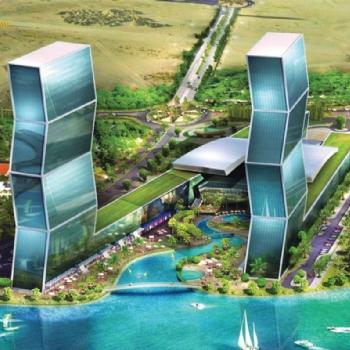 West Bay Lagoon Plaza - QATAR