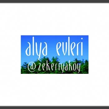 Zekeriyaköy Alya Evleri - İSTANBUL