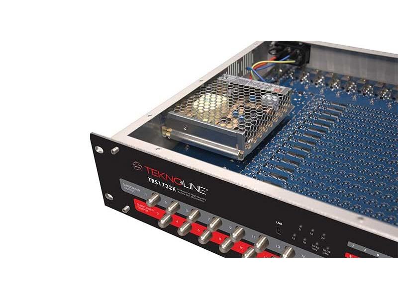 [TRS17/32] TRS17/32 RACK TYPE MULTISWITCH